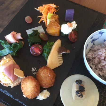 堺市メゾンドイリゼ様おもてなしラッピング®ラッピングと適塩ランチ