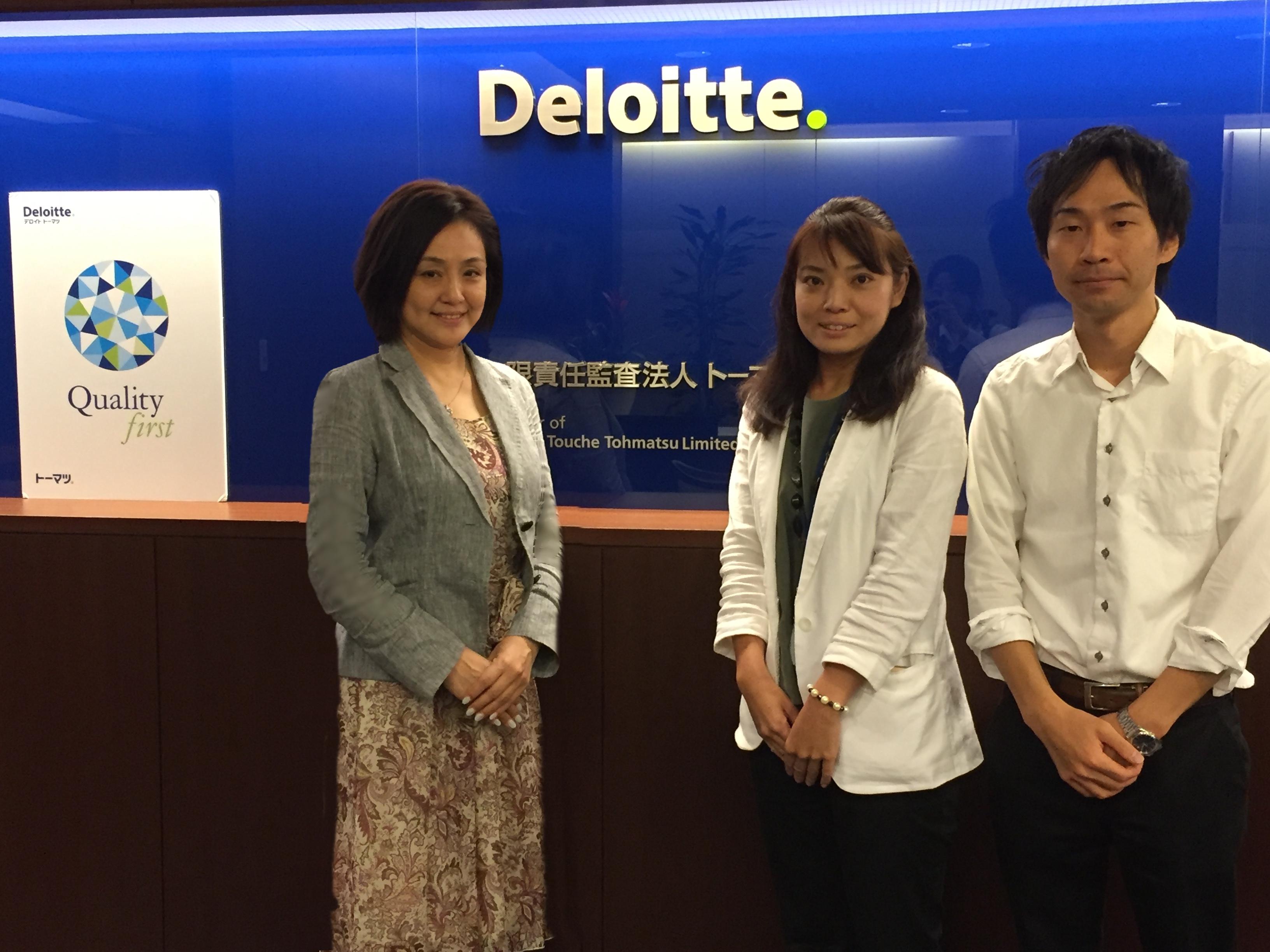あおいとりからのおくりもの・トーマツ様・京都女性起業家支援事業