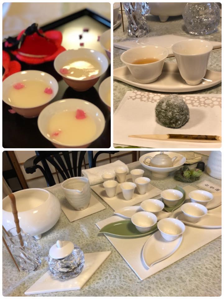茶心様桃の節句お茶会1